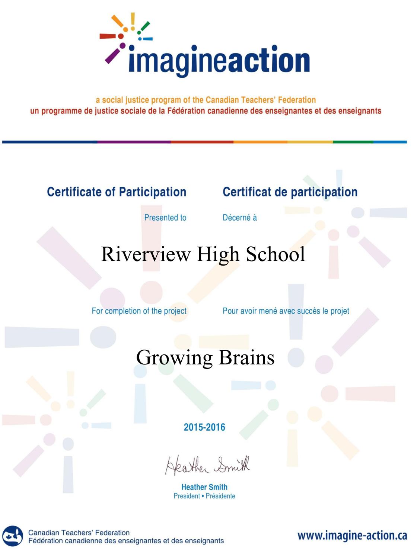 Awards & Grants | foggs.ca