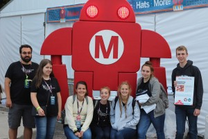 Group at World MakerFaire
